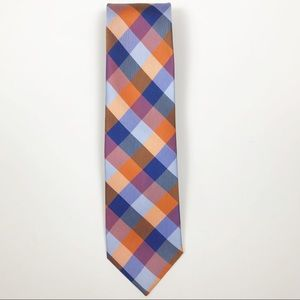 Tommy Hilfiger plaid tie - New without tags